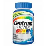 Centrum Silver Men (200 Count) Multivitamin/Multimineral Supplement Tablet, Vitamin D3, Age 50+