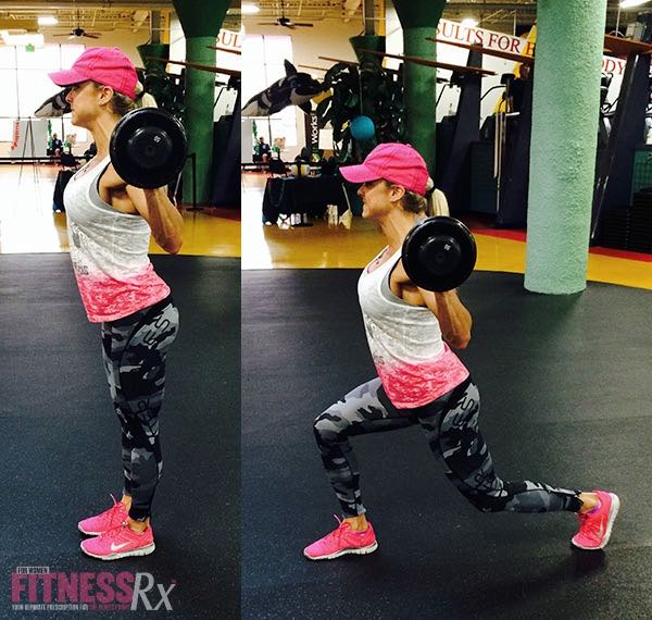 Strength Training for Fat Loss - Full-Body Metabolic Circuits