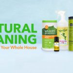 Natural Cleaning Products for Every Room in Your House