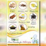 Best 10 Home Remedies for Seasonal Allergies