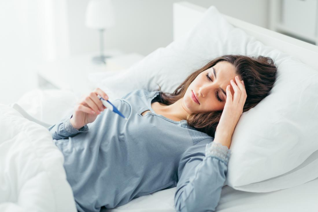 Fever and fatigue are potential symptoms of hepatitis B and C.