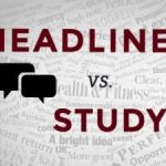 Headline vs. Study: Using cancer as clickbait
