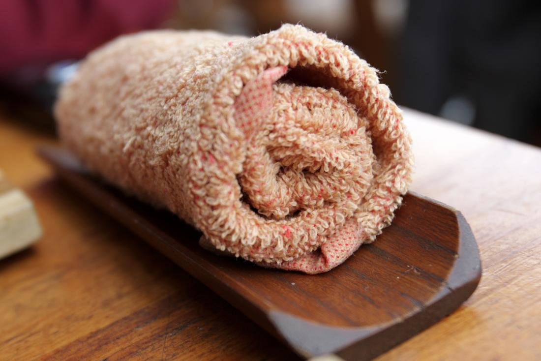 Towels can be used for homemade heating pads.