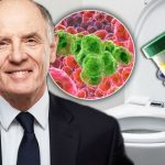 Cancer warning – does your wee look like this? How to reveal your risk on the toilet