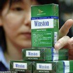Now US regulators vow to ban menthol cigarettes