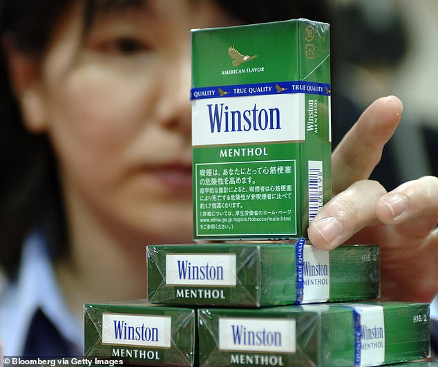 Officials at the FDA said menthol cigarettes are known for being harder to quit, likely because the flavor soothes the throat while injecting a hit of addictive nicotine