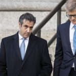 Trump says 'weak' ex-lawyer is 'lying' after guilty plea
