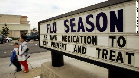 Flu season deaths top 80,000 last year, CDC says