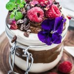 A Dairy-Free Cacao & Peppermint Trifle To Make This XMAS