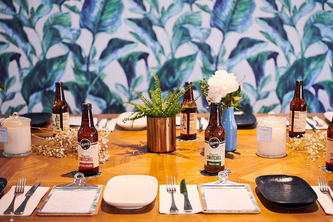 sporteluxe table for 12 dinner