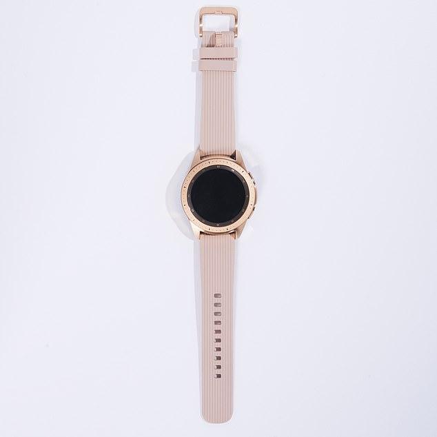 Samsung Galaxy Watch, £279.00, samsung.com