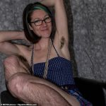 Mother-of-three who's been shaving her body since she was 12 finally receives a diagnosis