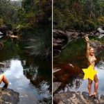 Rachael Fitzpatrick, a Naked Hiker From Australia Encourages People About Body Positivity, View Pictures From Her Nude Travel Diaries