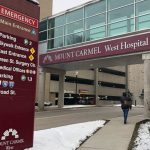 The Latest: Doctor's license suspended after hospital deaths