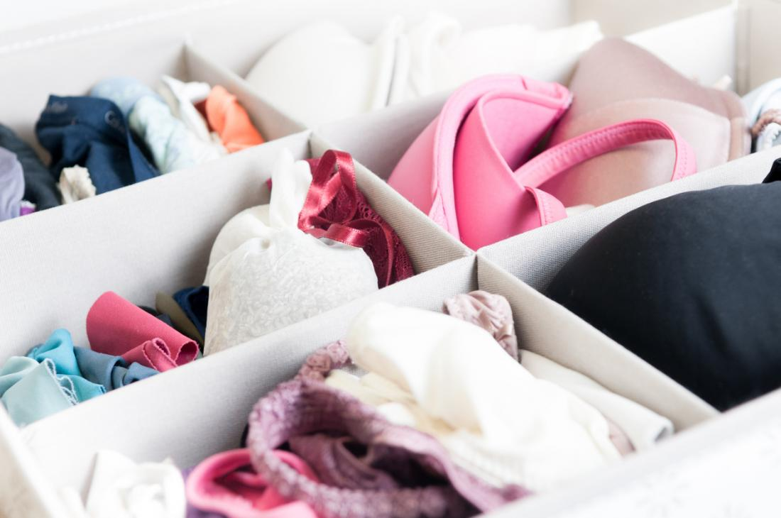 [drawer full of breathable cotton underwear]