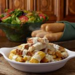 Olive Garden Is Now Serving Never-Ending Stuffed Pasta and FRIED ZITI Is Involved
