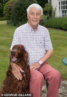 Hans Schaupp, 77,was diagnosed with terminal prostate cancer seven years ago