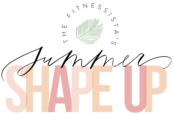 Summer Shape Up Logo V1