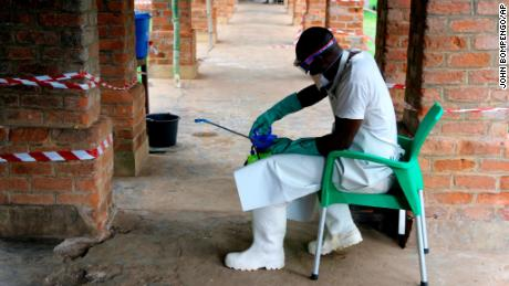 Experimental Ebola vaccine could be 'game-changer' in Congo outbreak