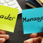 Does medical school train students to become managers or leaders?