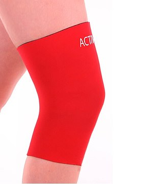 The Active 650 knee support bracefits over the knee to support the joint ¿ the manufacturer says it allows movement but won¿t slip