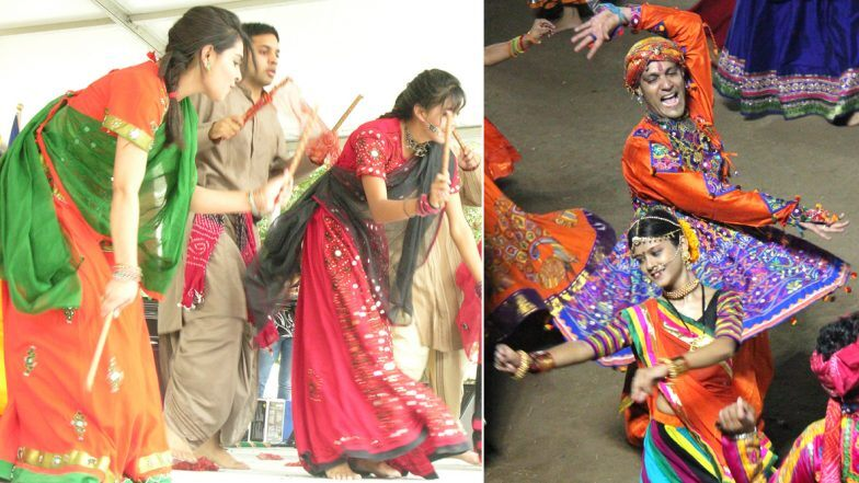 Navratri 2019: Know the Difference Between Garba and Dandiya Raas Before You Step out for Navaratri Events Around You (Watch Video)