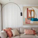 Hanging framed vs unframed artwork