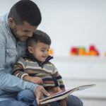 Which is better for reading to your toddler: Print or ebooks?
