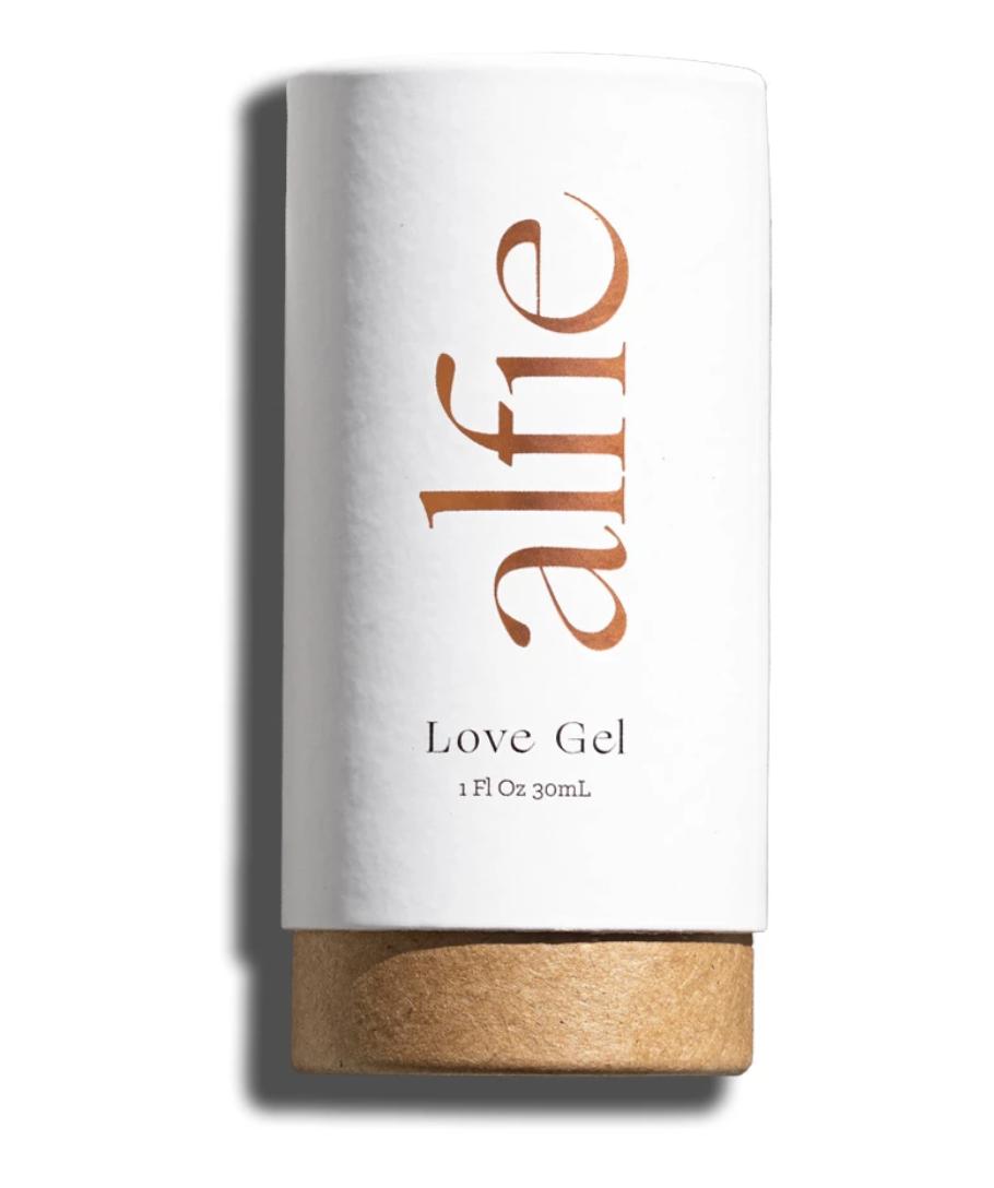 they call her alfie love gel