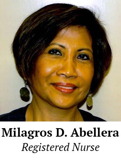 Milagros D. Abellera