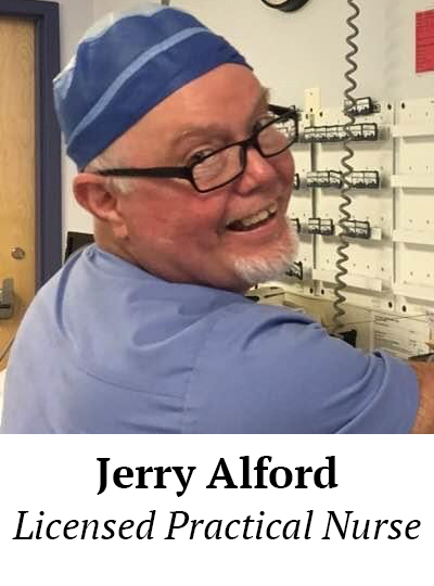 Jerry Alford