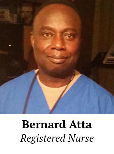 Bernard Atta