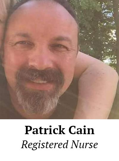 Patrick Cain