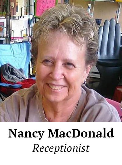 Nancy MacDonald