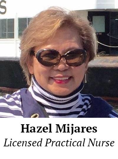 Hazel Mijares