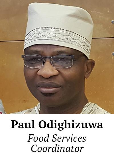 Paul Odighizuwa