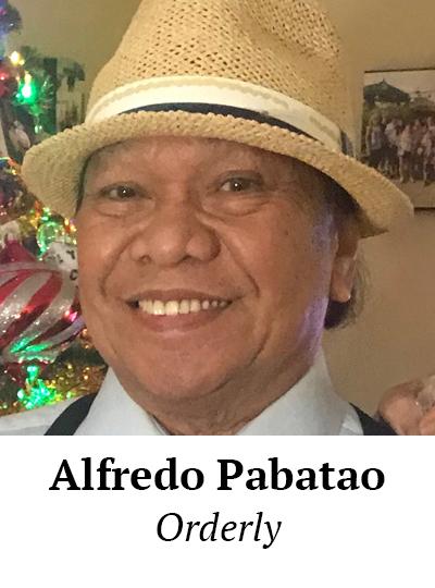Alfredo Pabatao