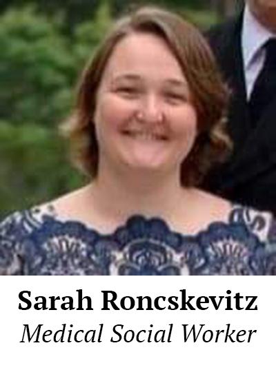 Sarah Roncskevitz