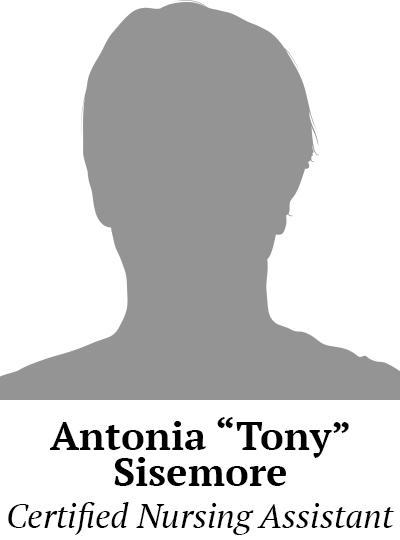 Antonia 'Tony' Sisemore