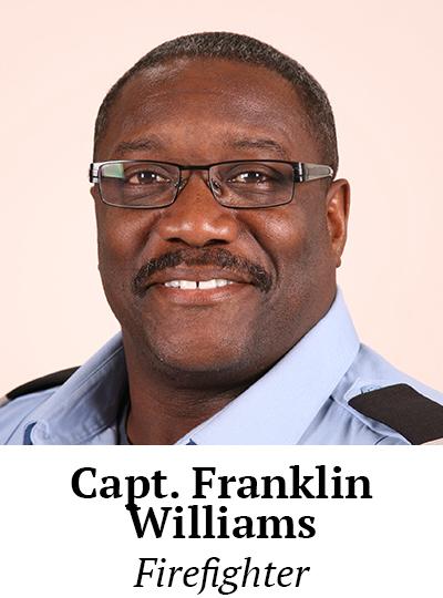 Capt. Franklin Williams