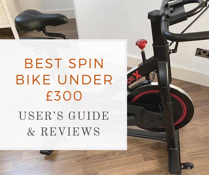best spin bike under £300